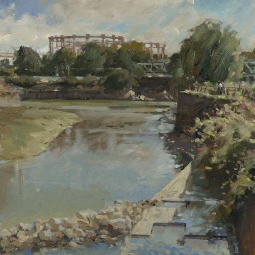 Plein Air around the Thames