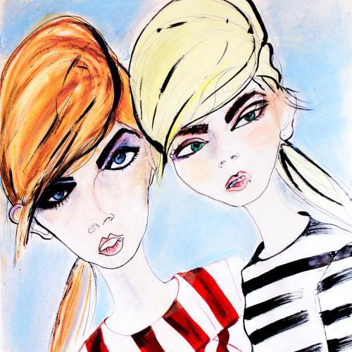 Illustrator Profile - Lucia Emanuela Curzi