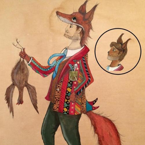 Fantastic Mr Fox at the Opera