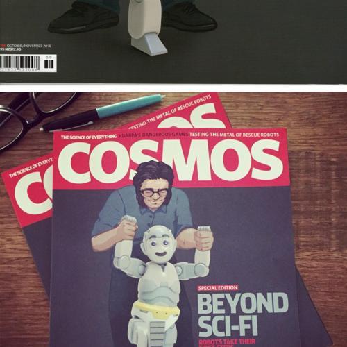 Beyond Sci-Fi