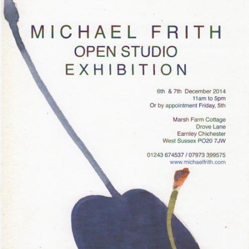 Frith's Open Studio