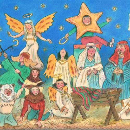 The School Nativity