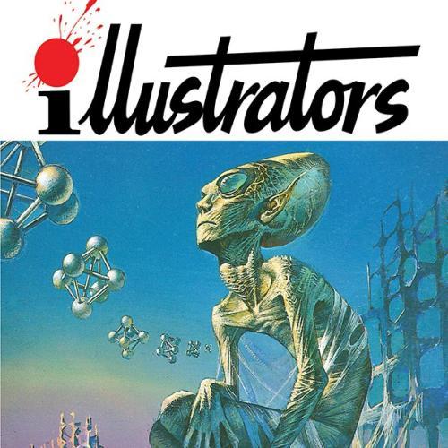 'Illustrators' Issue 9