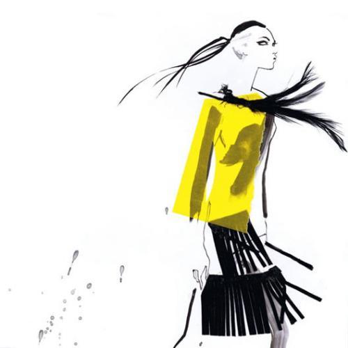 Illustrator Profile - Jacqueline Bissett