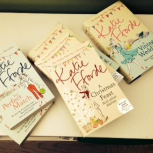 Katie Fforde Covers