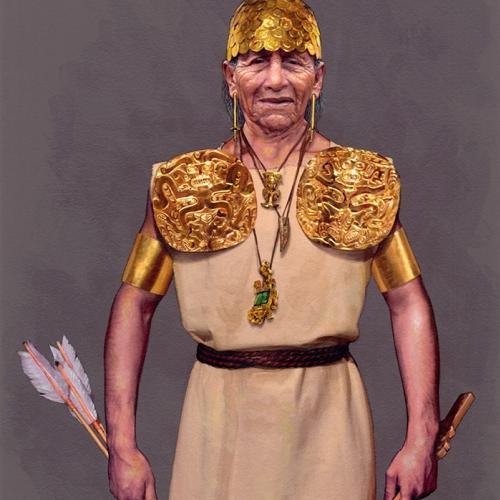 Coclé Chief