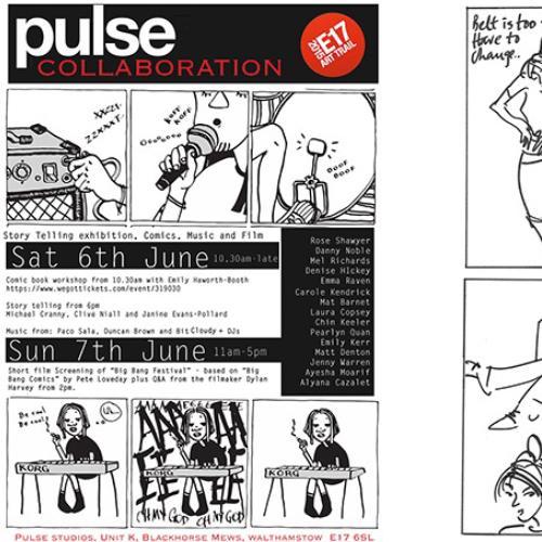 Pulse Collaboration