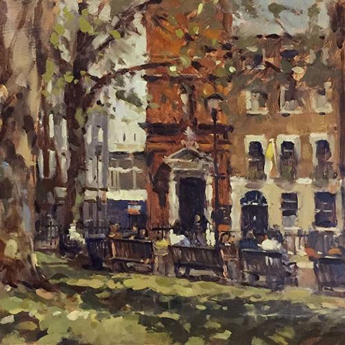 Walsom bei Chelsea Arts