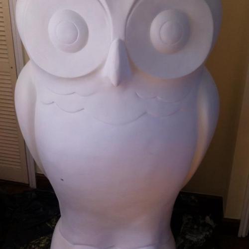 Big Hoot Owl #wip