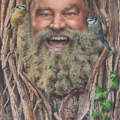 Brian Blessed Green Man