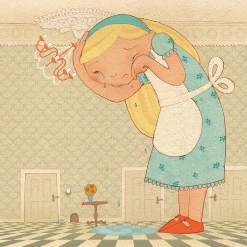 亚历山德拉的爱丽丝梦游仙境