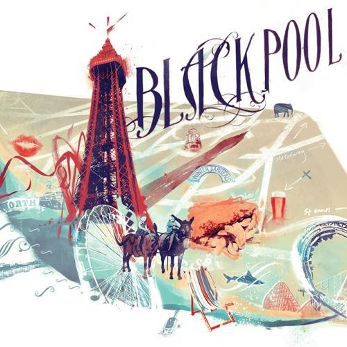 Vintage Blackpool