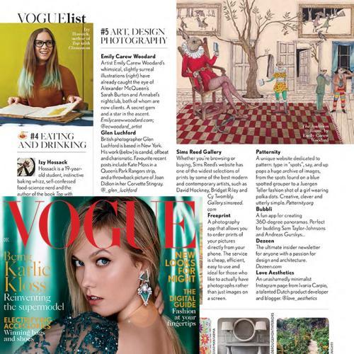 Vogue List