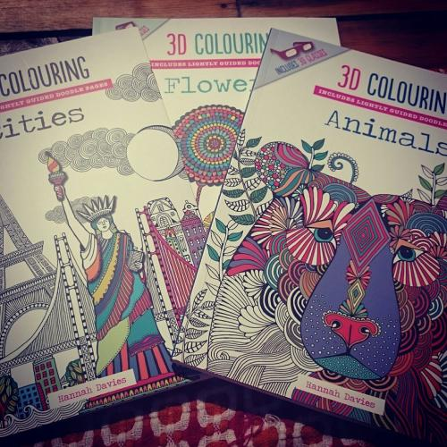 3D Colouring