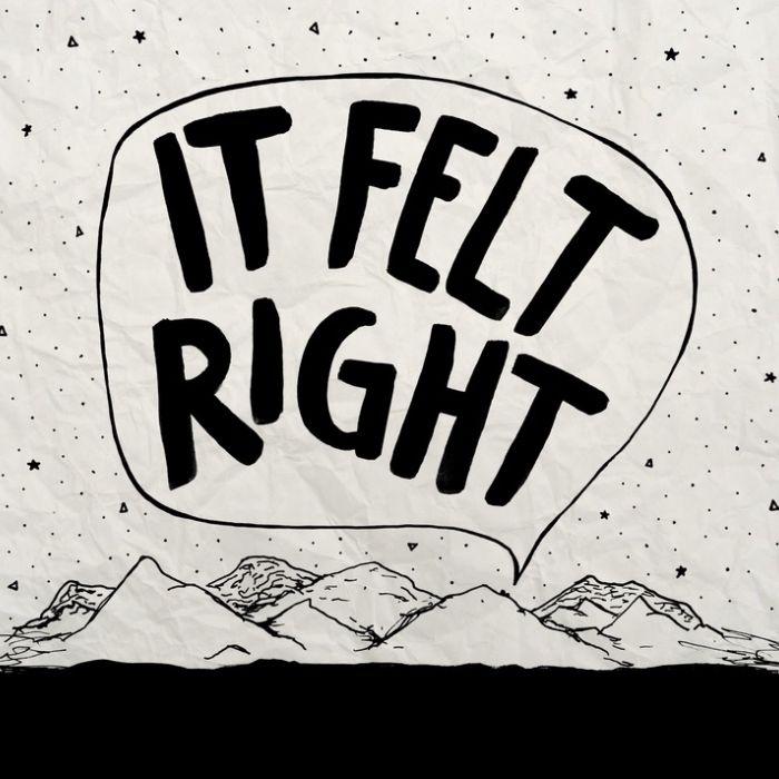 AAM: It Felt Right