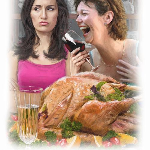 Surviving Thanksgiving