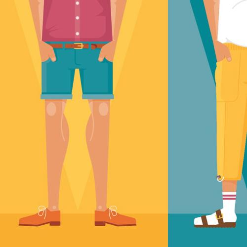 How to wear your Shorts