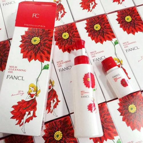 FANCL X Dahlias