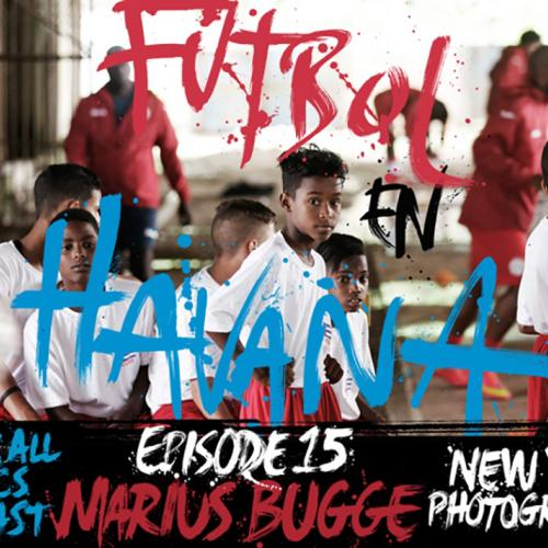 Arrest All Mimics Podcast: Marius Bugge