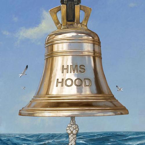 La cloche du capot