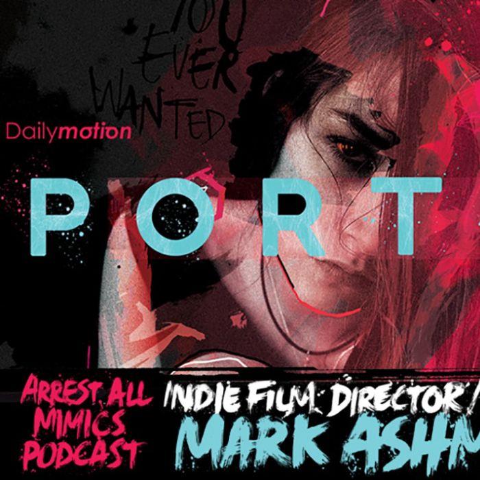 Arrest All Mimics Podcast: Mark Ashmore