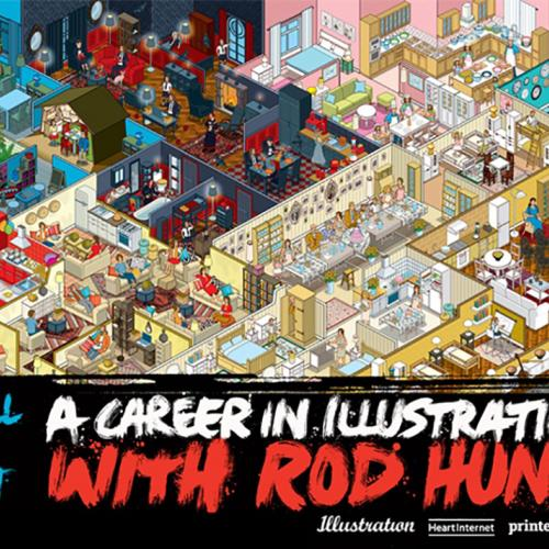 Prender todos os imita Podcast: com Rod Hunt