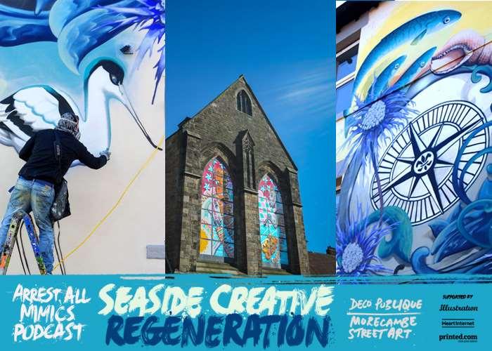 Podcast Arrest All Mimics: régénération créative en bord de mer