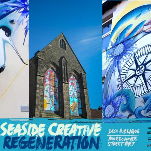 Arrest All Mimics Podcast: Seaside Creative Regeneration
