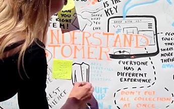 Video of Smartup Visual's illustration team