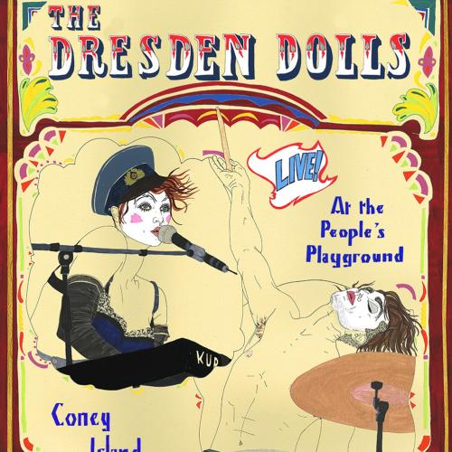 INSIDE OUT: The Dresden Dolls at Coney Island