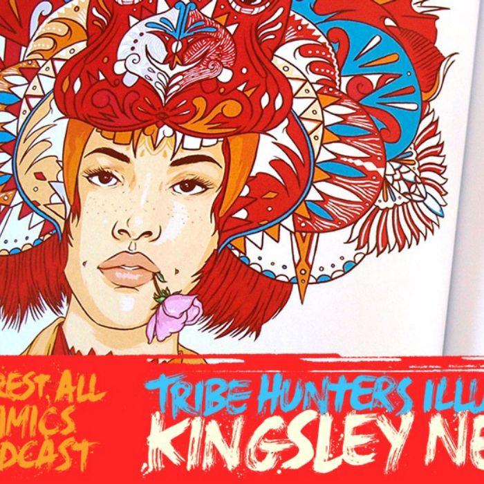 Arrest All Mimics Podcast: Kingsley Nebuchi