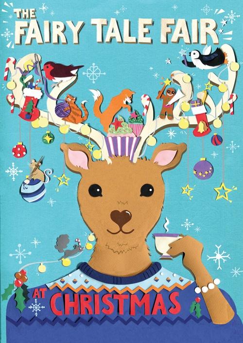 Vickys World designs Brighton's Christmas fairy tale fair