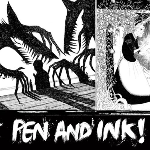 Arrest All Mimics Podcast: Pen & Ink