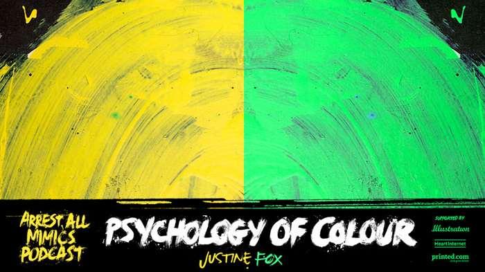 Podcast Arrest All Mimics: Psychologie des couleurs