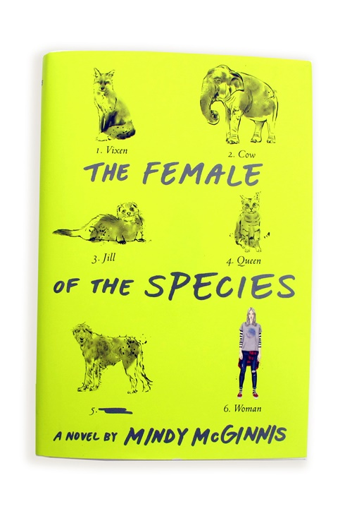 Female of the species illustrations