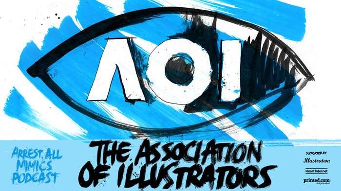 Podcast Arrest All Mimics: l'Association des illustrateurs
