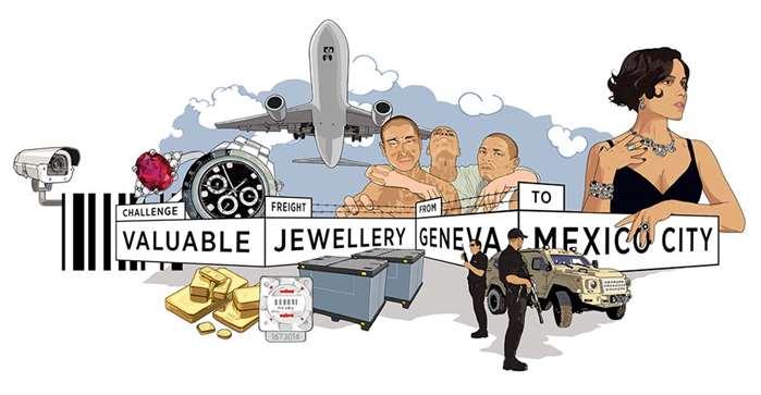 Unique service illustrations for Belglobe