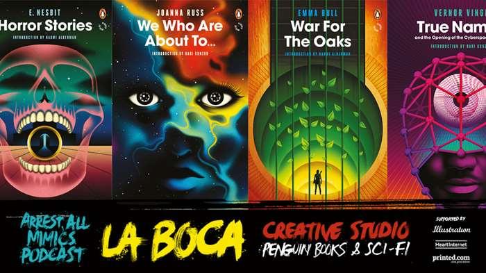 Podcast Arrest All Mimics: La Boca