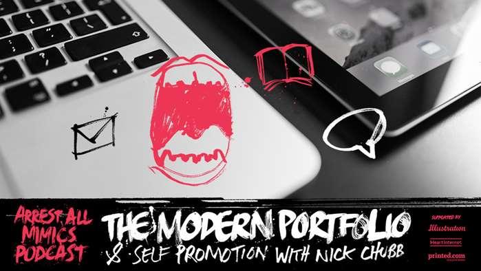 Podcast Arrest All Mimics - Le portfolio moderne