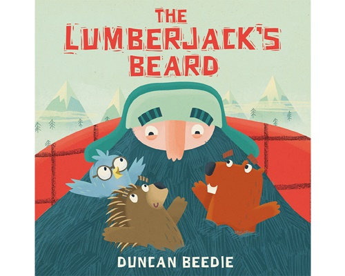 The Lumberjack's Beard Children's book