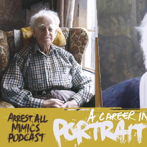 Prender todos os imita Podcast: Portrait Art