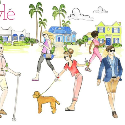 The Style of Delray Beach