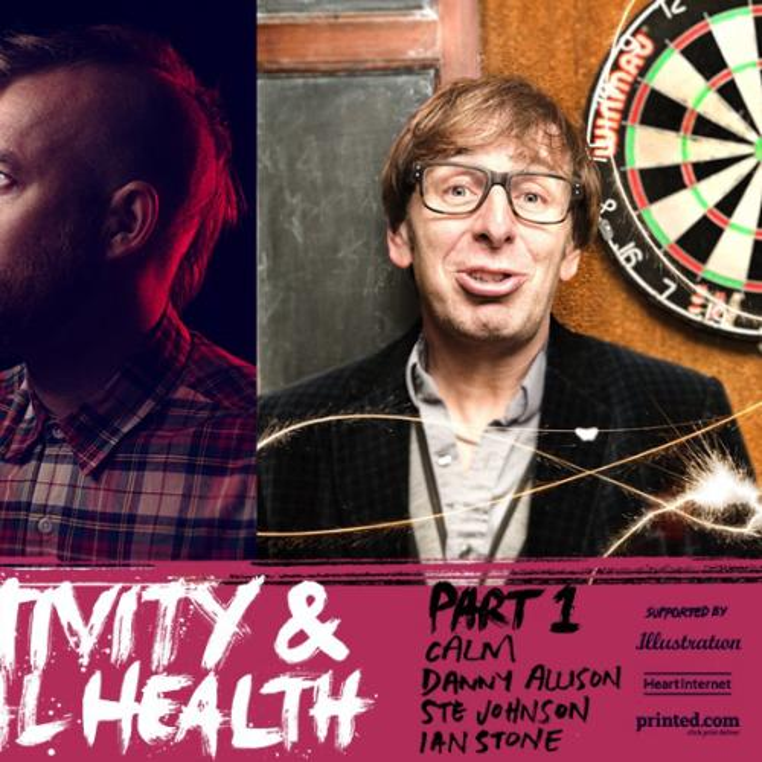 Arrest All Mimics Podcast: Part 1 - Mental Health & Creativity