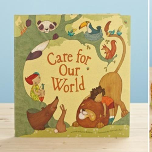 Care for Our World Animated