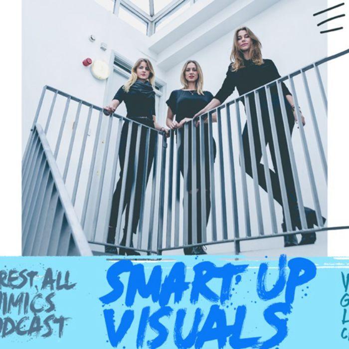 Arrest All Mimics Podcast: Smartup Visuals
