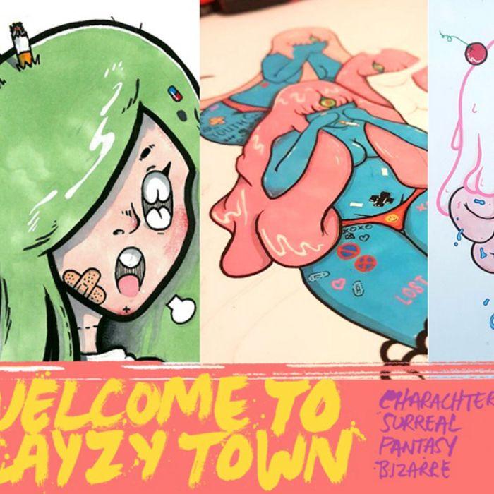 Arrest All Mimics Podcast - Slayzytown