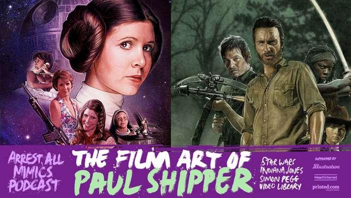 Podcast Arrest All Mimics: film et télévision avec Paul Shipper