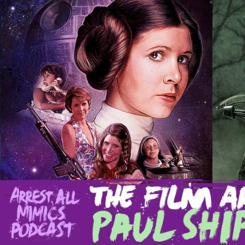 Arrest All Mimics Podcast: Filme e TV com Paul Shipper