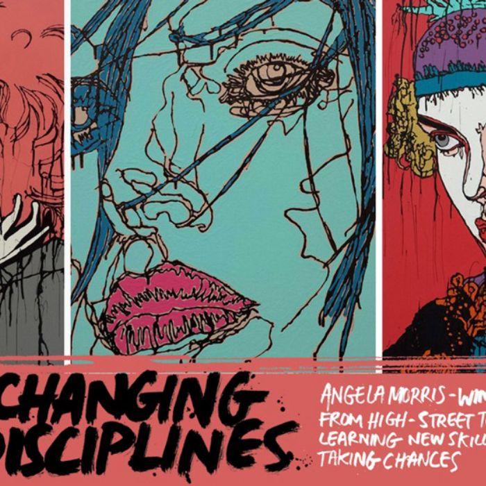 Arrest All Mimics Podcast: Changing Disciplines