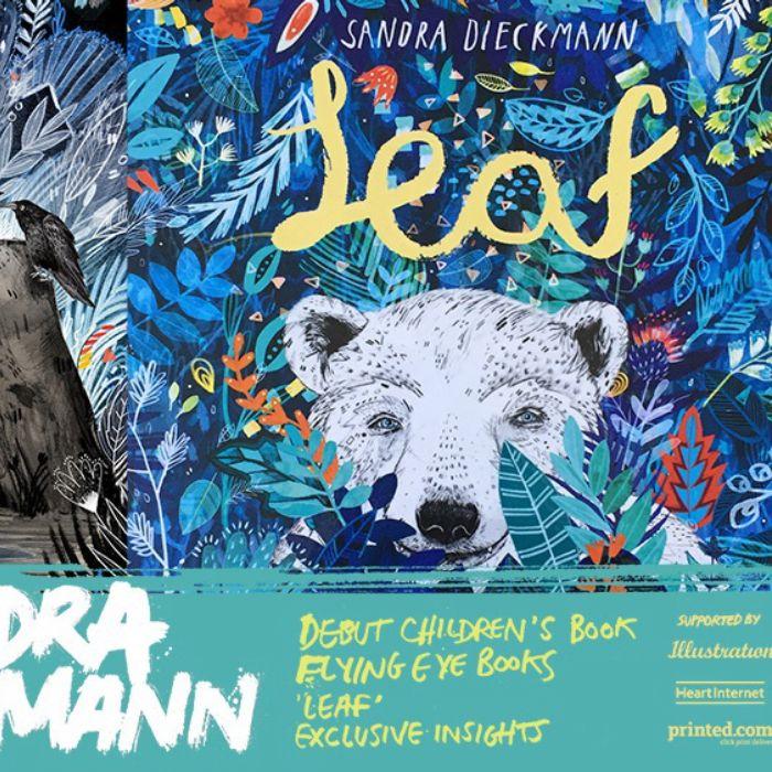 Arrest All Mimics Podcast: Sandra Dieckmann & her debut children's book.